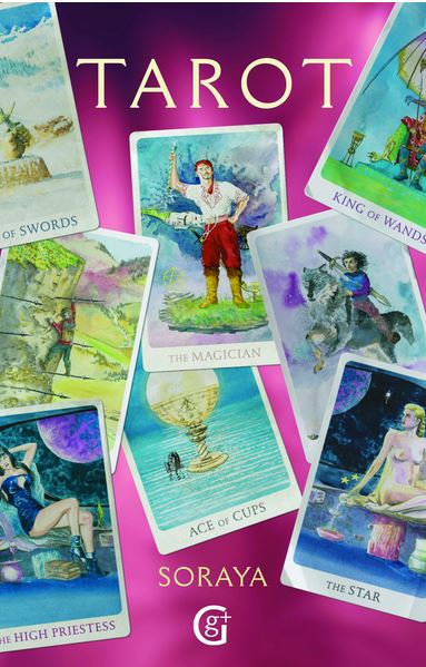 Book of Tarot  by Best Selling Author Soraya