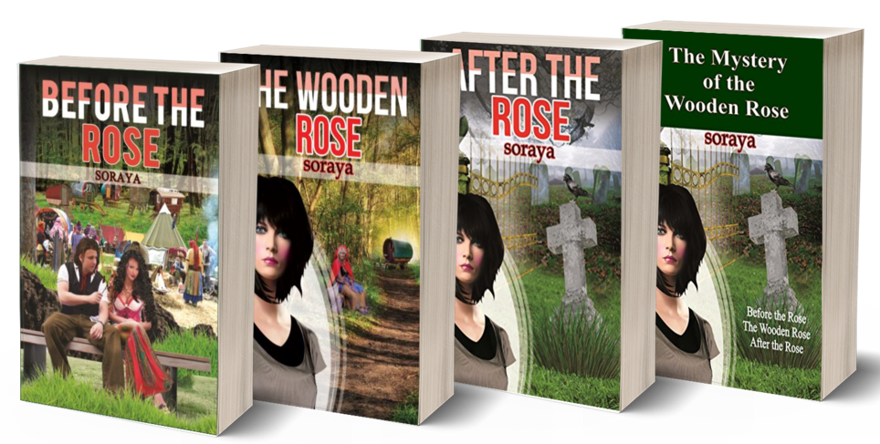 The Mystery of The Wooden Rose, a Trilogy